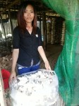 Chan Sianth - CCAF Bookkeeper with Oyster Crop